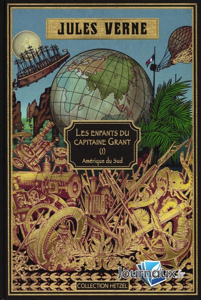 Les Enfants du Capitaine Grant (I) - Amérique du Sud