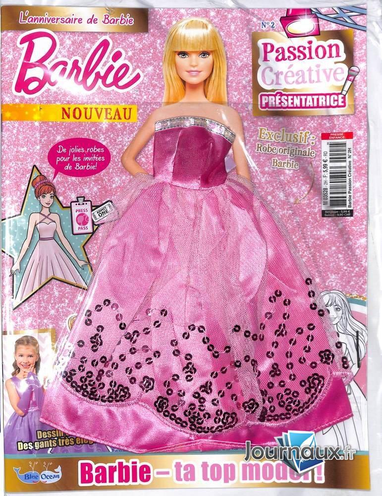 Barbie Passion Créative