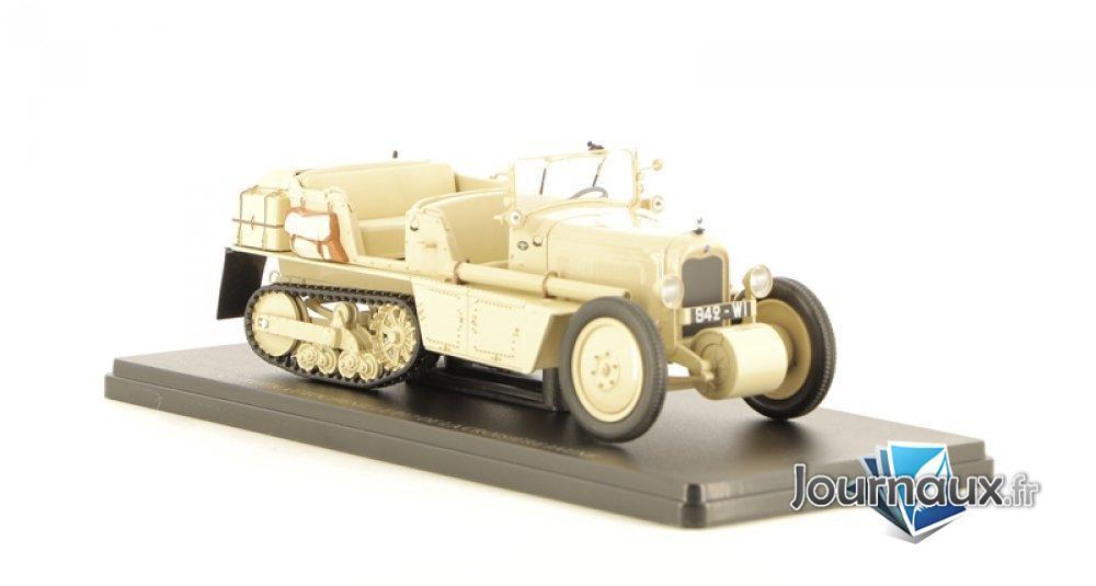 L'Autochenille P17 1931