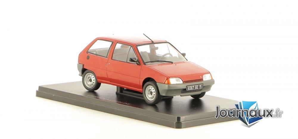 L'AX 10E - Petite Citroën des temps Modernes