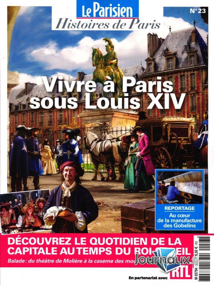 Le Parisien Histoires de Paris