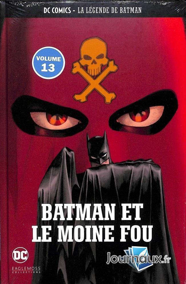 Batman et le Moine Fou