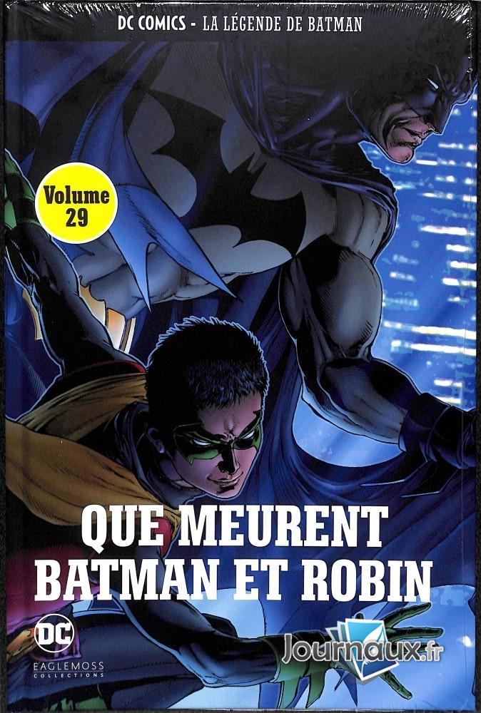 Que Meurent Batman et Robin