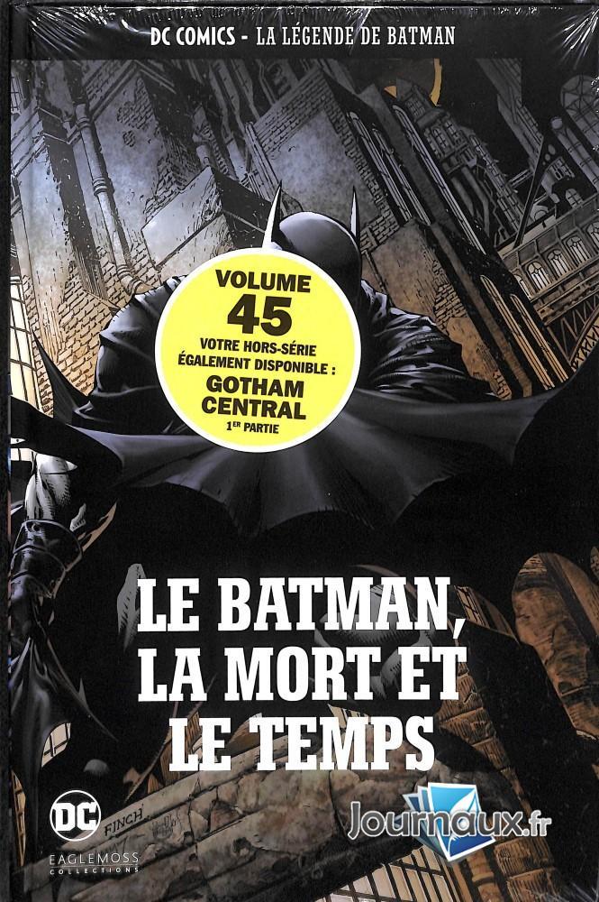Le Batman, La Mort Et Le Temps