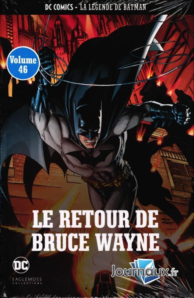 Le Retour De Bruce Wayne