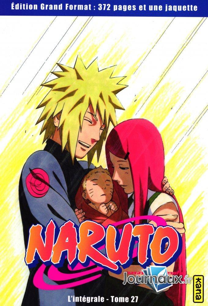 Naruto L'Intégrale Tome 27