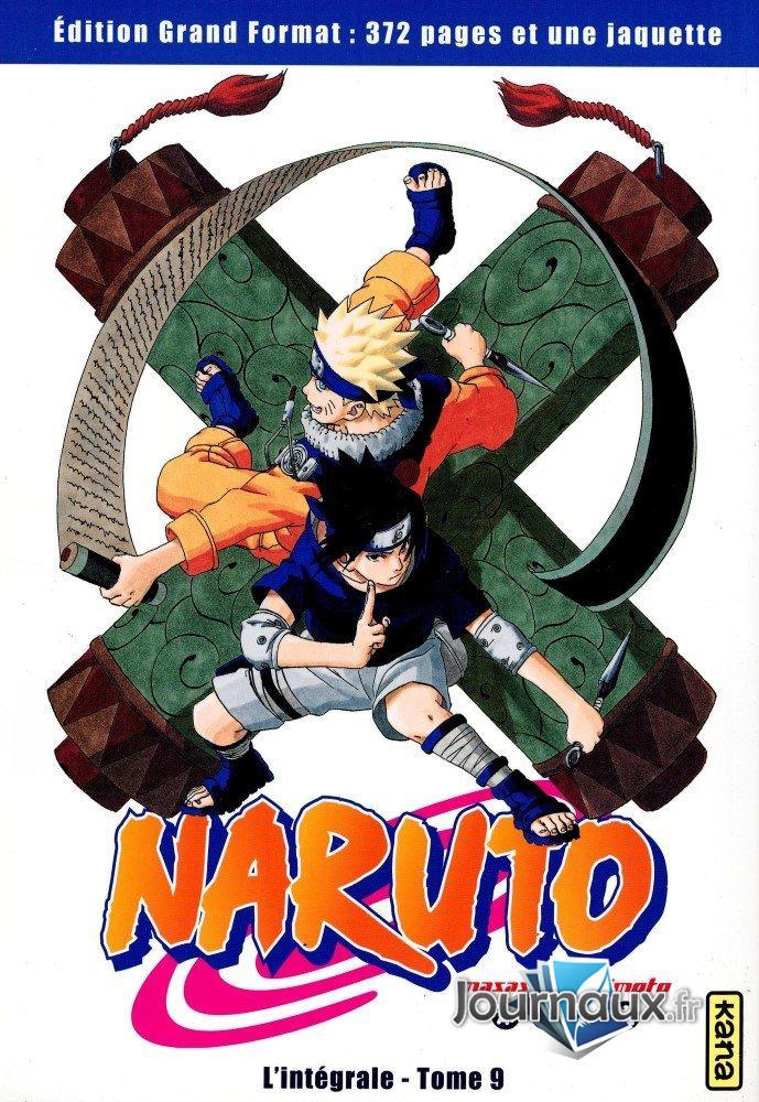 Naruto L'Intégrale Tome 9