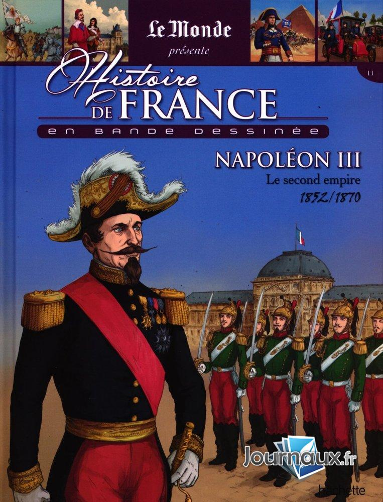 Napoléon III - Le Second Empire 1852/1870