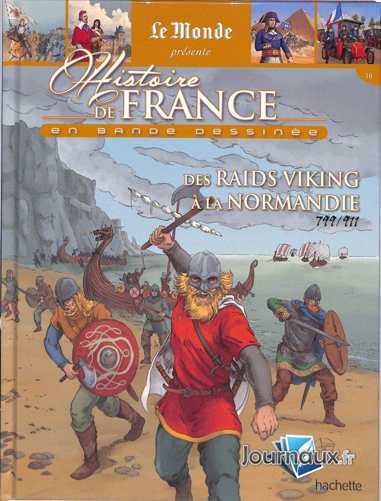 Des Raids Viking À La Normandie - 799 / 911