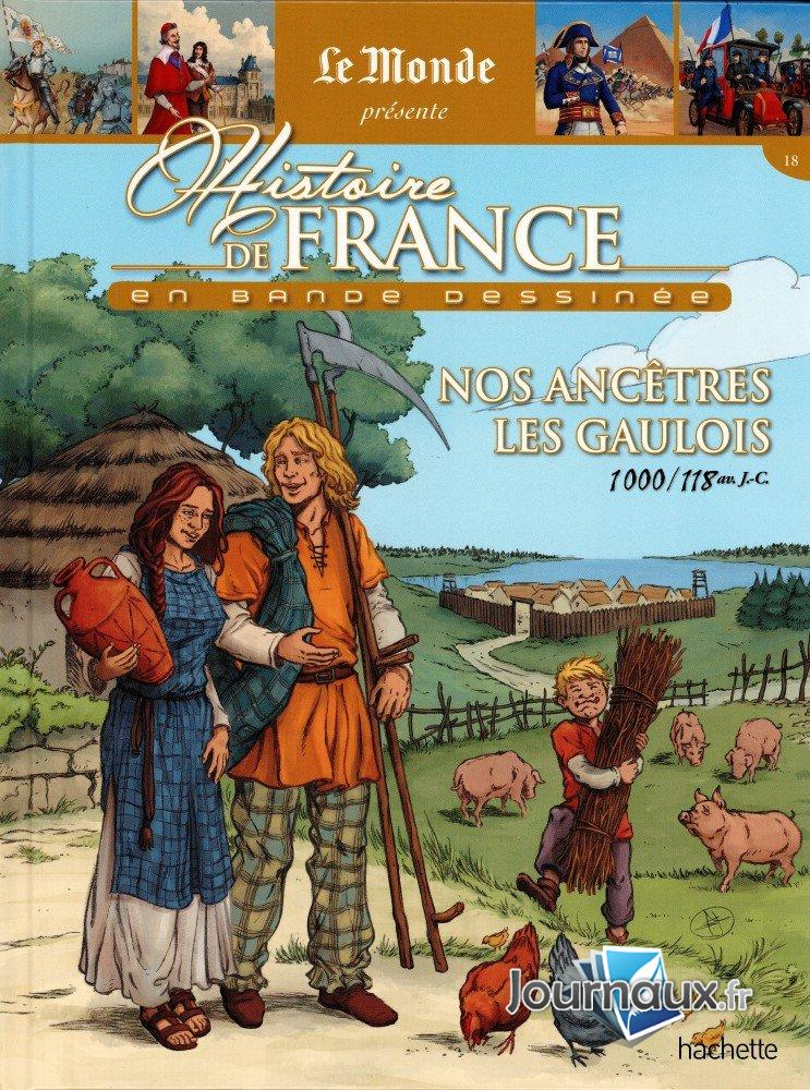 Nos Ancêtres les Gaulois - 1000/118av. J-C