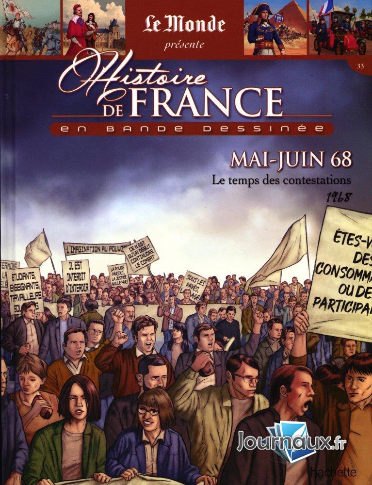Mai-Juin 68 - Le Temps des Contestations - 1968