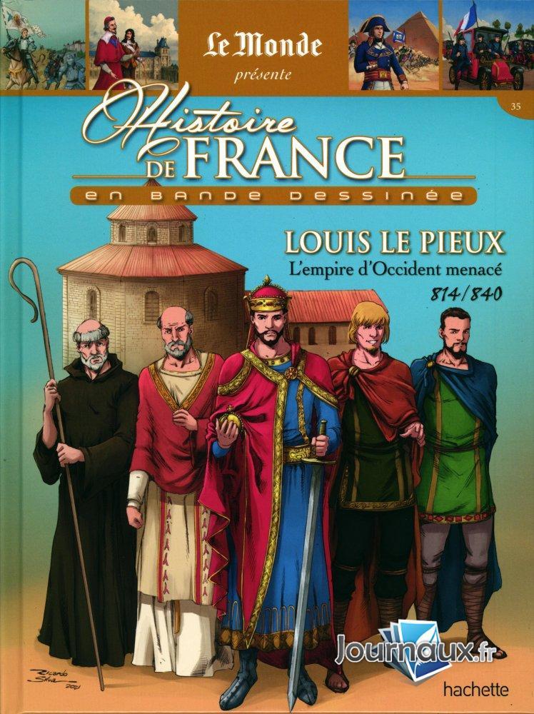 Louis le Pieux 814 / 840