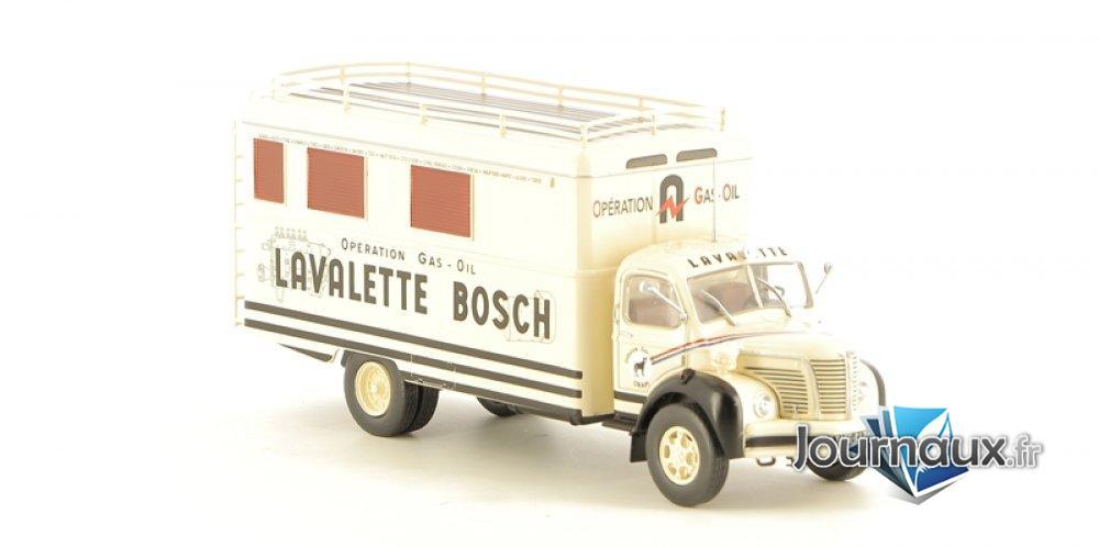 Le Berliet GLC 6 Okapi