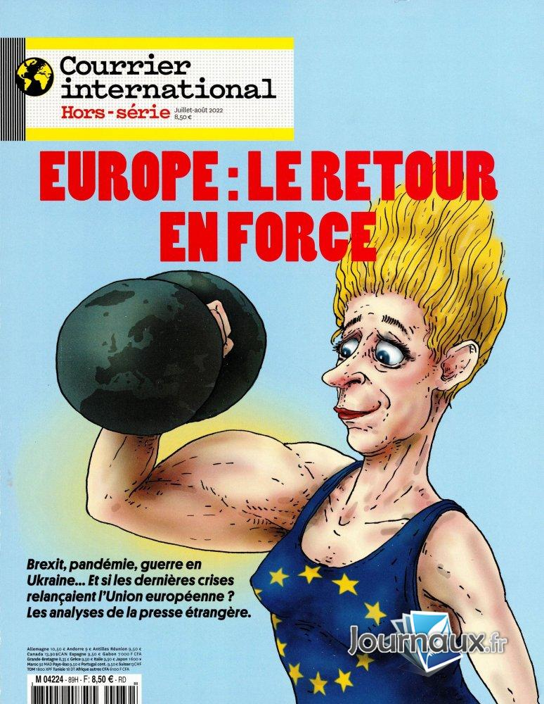 Courrier International Hors-Série