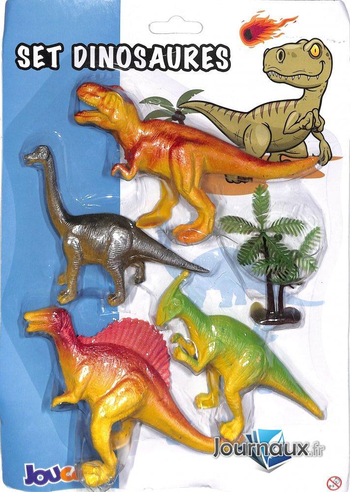 Set Dinosaures