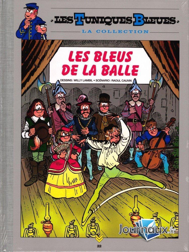 28 - Les Bleus de la Balle