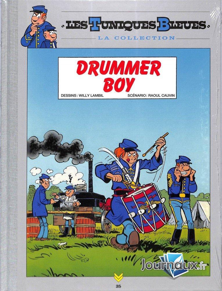 31 - Drummer Boy