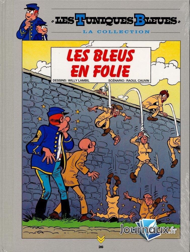32 - Les Bleus en Folie
