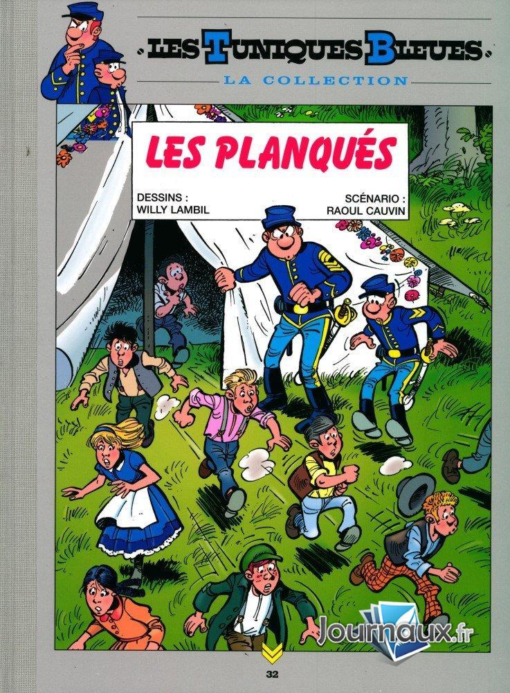 38 - Les Planqués