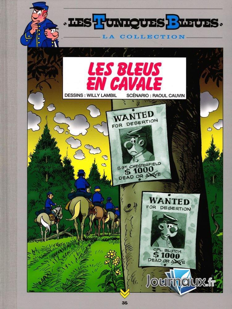 41 - Les Bleus En Cavale