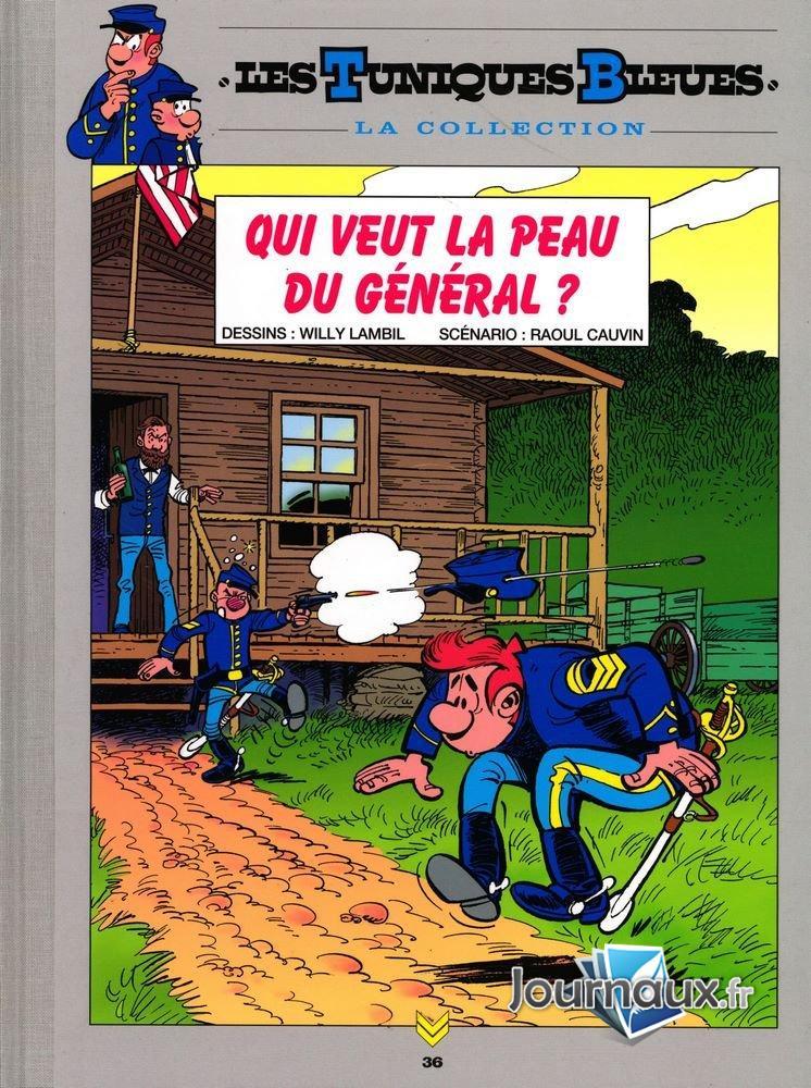 42 - Qui veut la Peau du Général ?