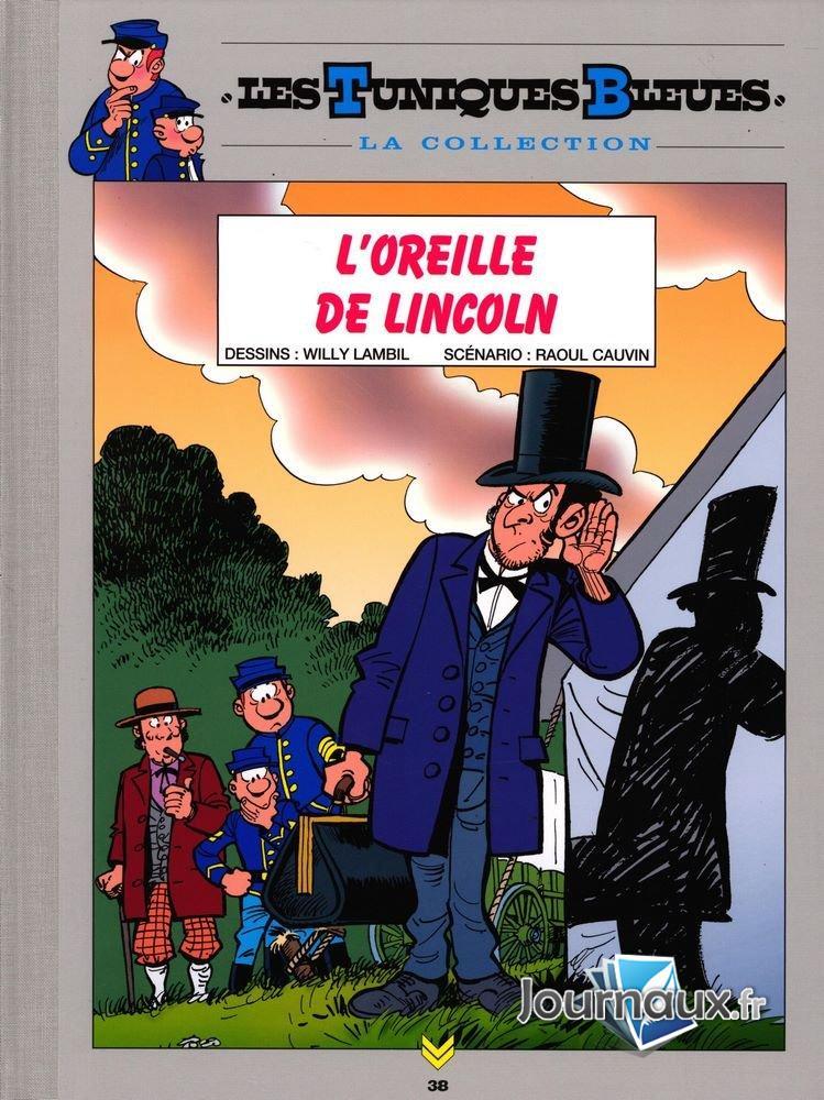 44 - L'Oreille de Lincoln