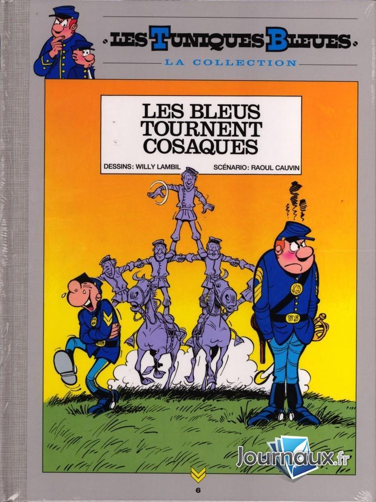 12 - Les Bleus Tournent Cosaques