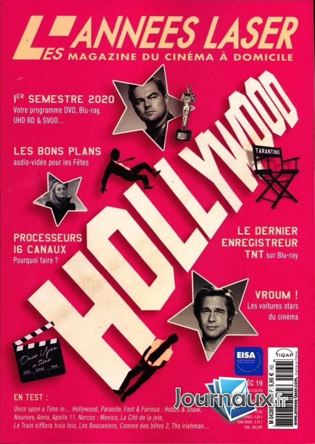 Les Années Laser Home Cinema Hors-Série
