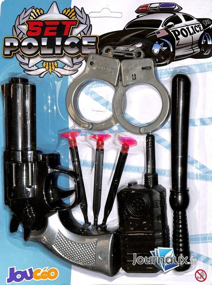 Joucéo Set Police