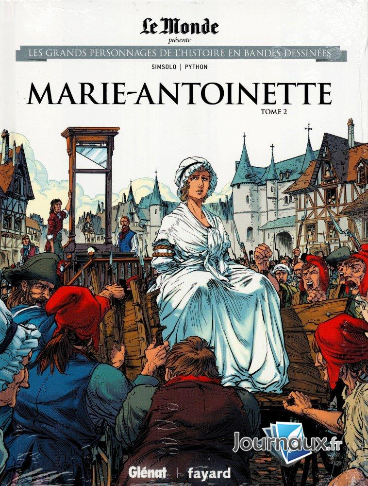 Marie-Antoinette Tome 2