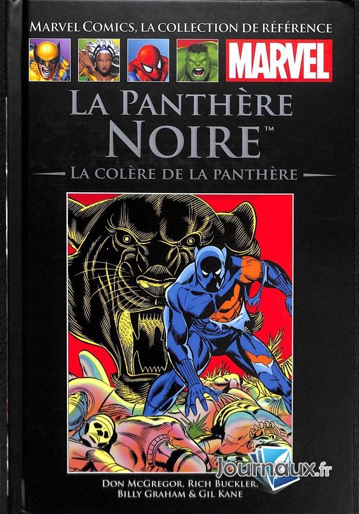 XXVI - La Panthère Noire - La colère de la Panthere Noire