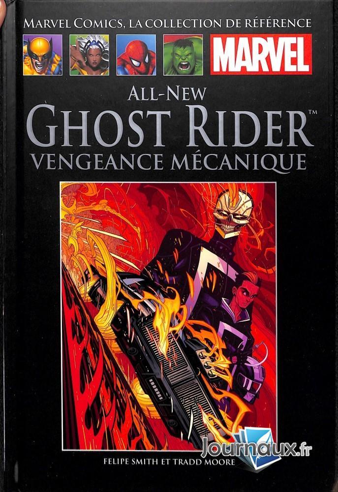 100-Ghost Rider Vengeance Mécanique
