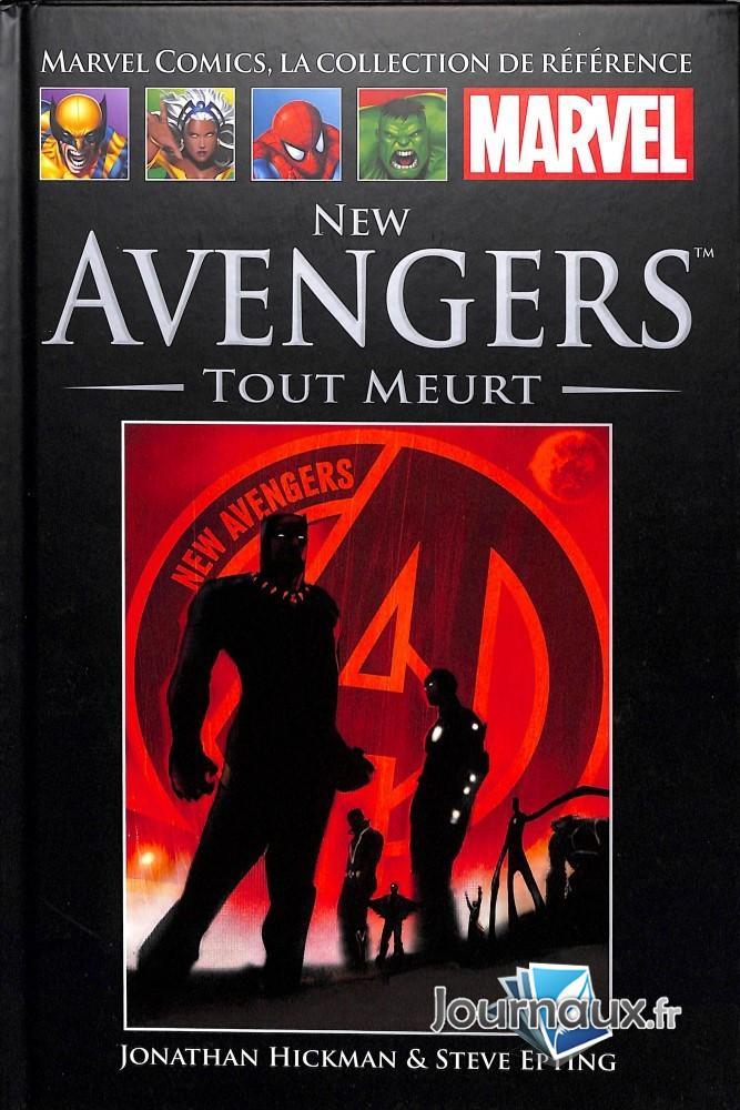 91- New Avengers Tout Meurt