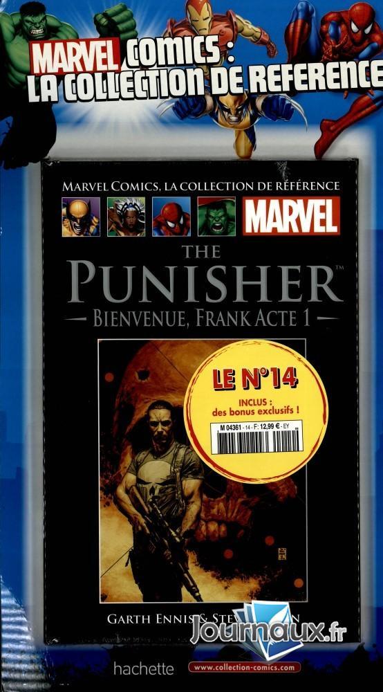 The Punisher - Bienvenue, Frank Acte 1