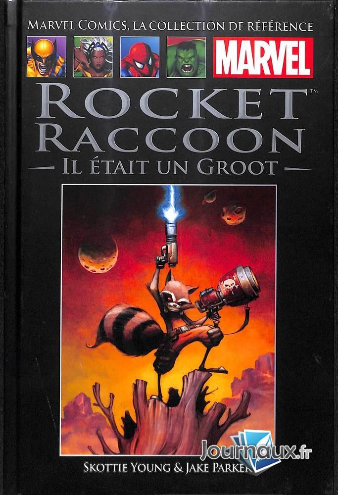 111 - Rocket Raccoon - Il Etait Un Groot