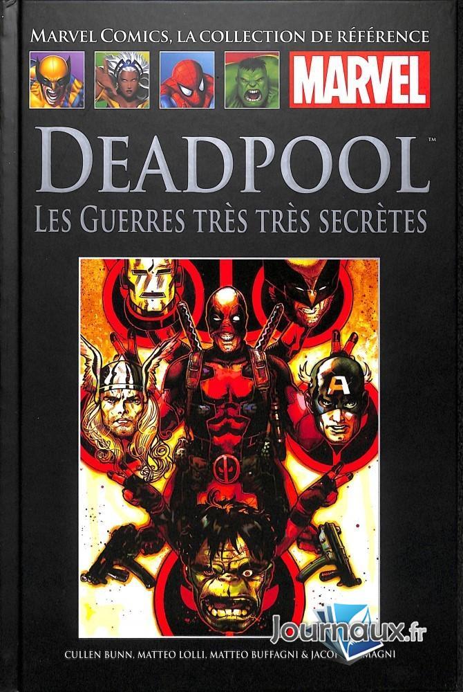 104 - Deadpool - Les Guerres Très Très Secrètes