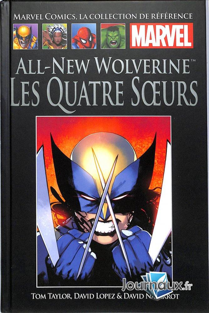 126 - All-New Wolverine Les Quatre Soeurs