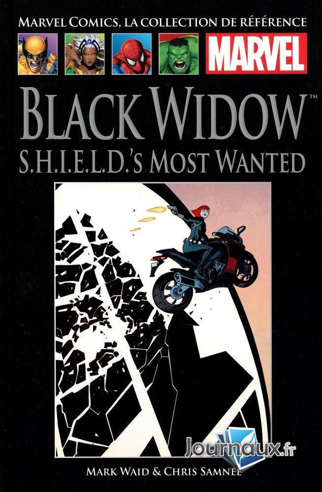 132 - Black Widow - S.H.I.E.L.D.'s Most Wanted