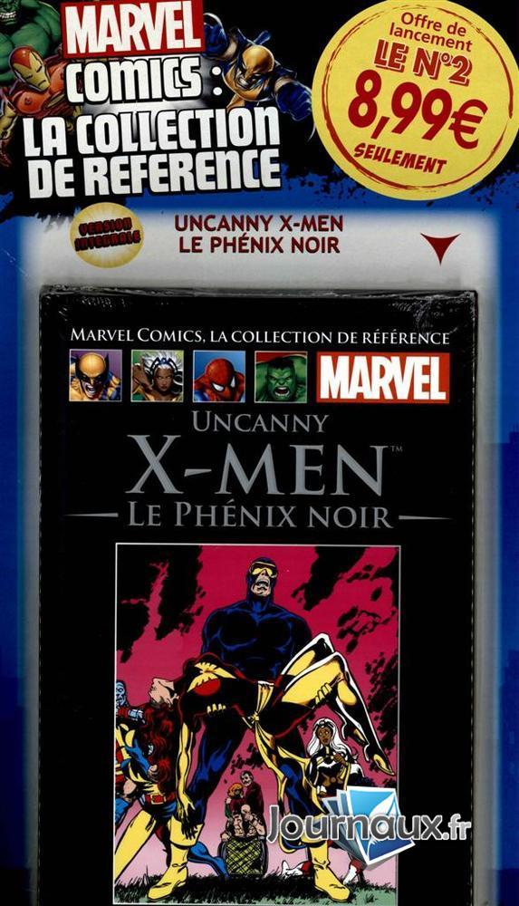 Uncanny X-Men - Le Phénix Noir