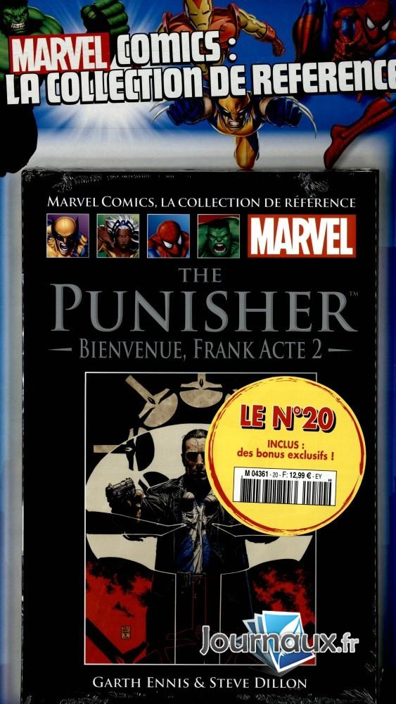 The Punisher - Bienvenue, Frank Acte 2