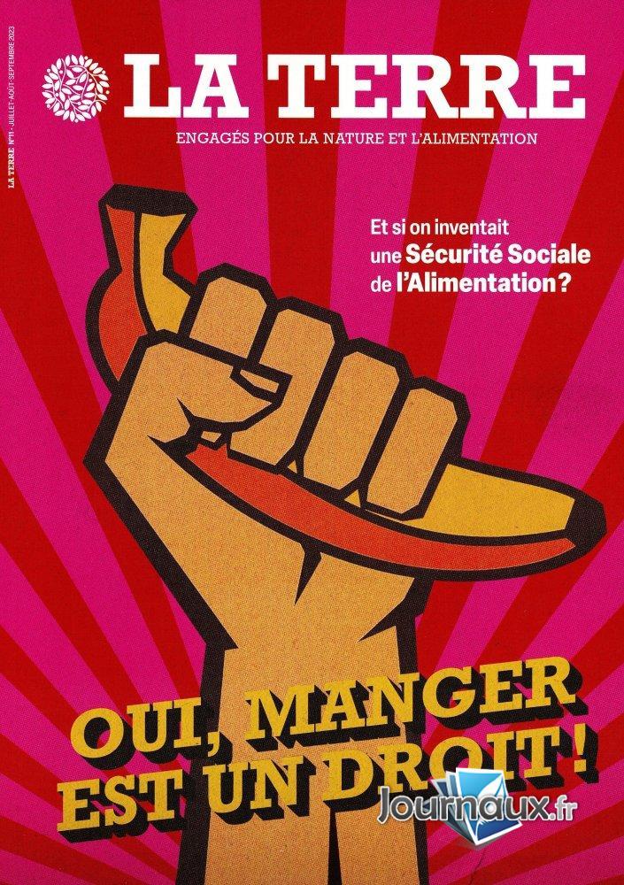 La Terre - Le Magazine du Vivant