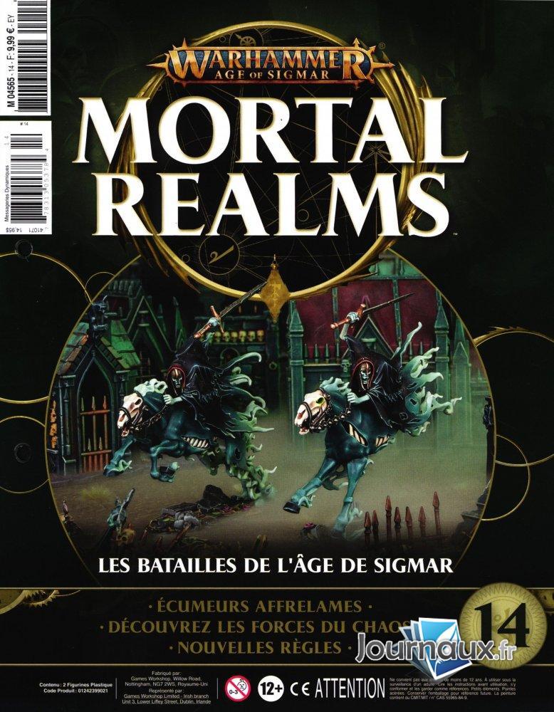 Warhammer Age of Sigmar Mortal Realms