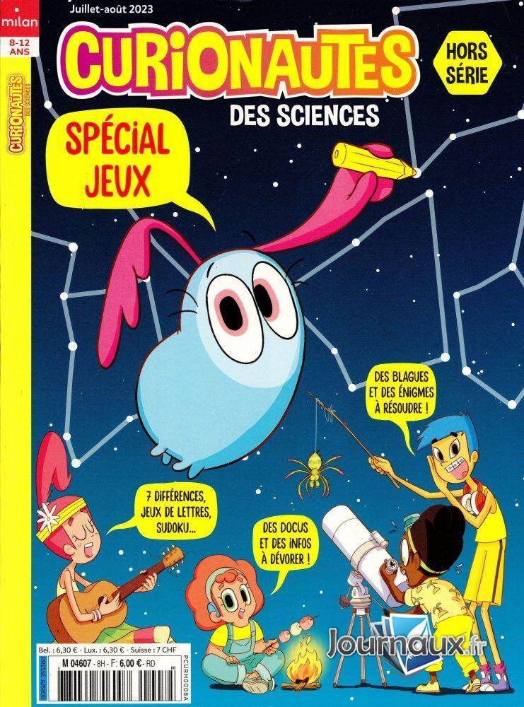 Curionautes des Sciences Hors Série