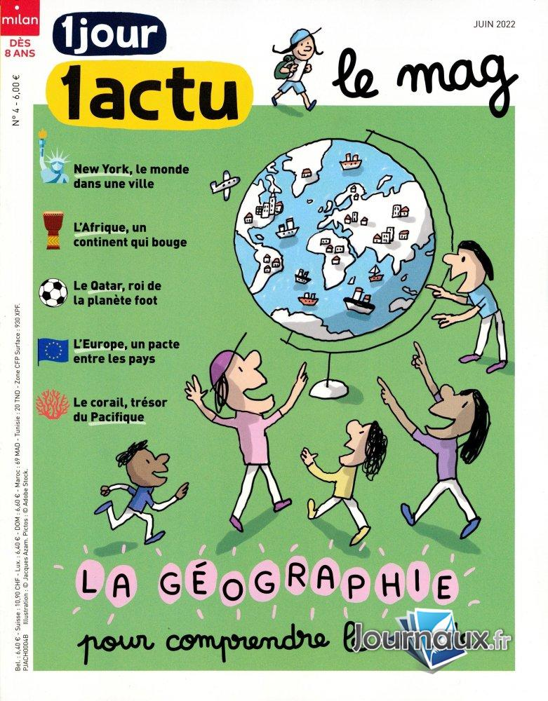 1 Jour 1 Actu Le Mag