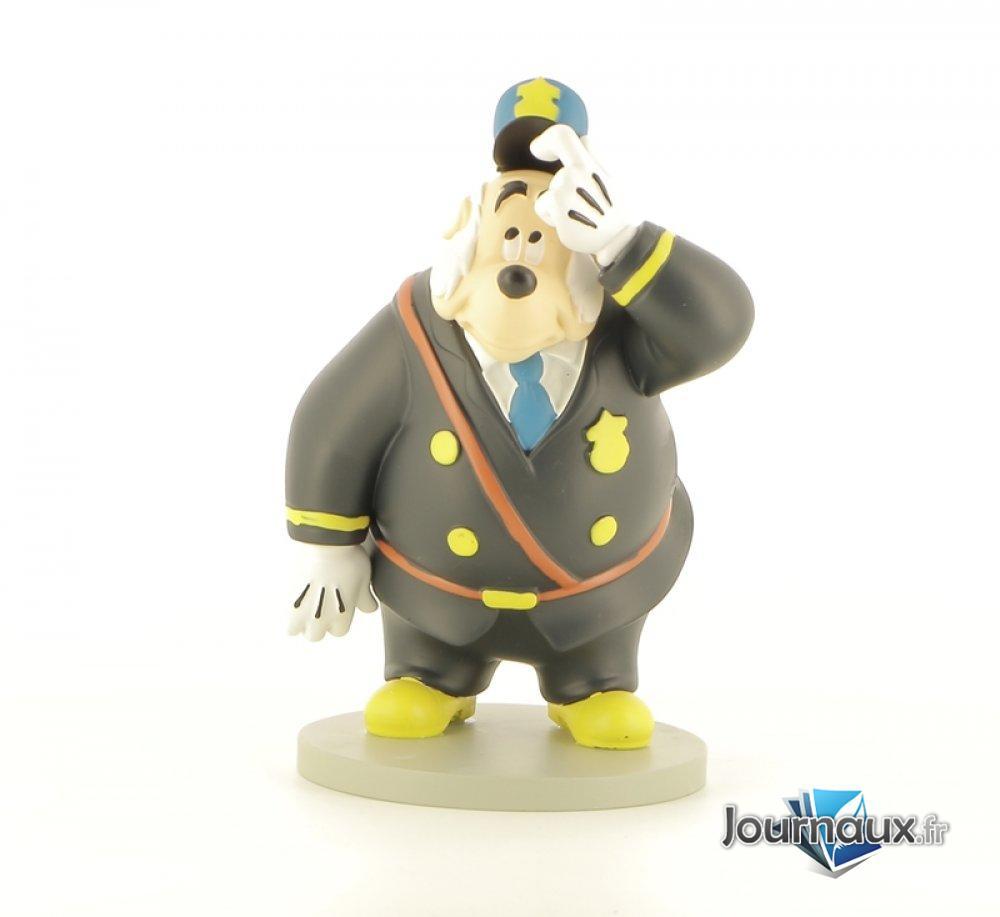 Commissaire Finot - Un Policier au Grand Coeur