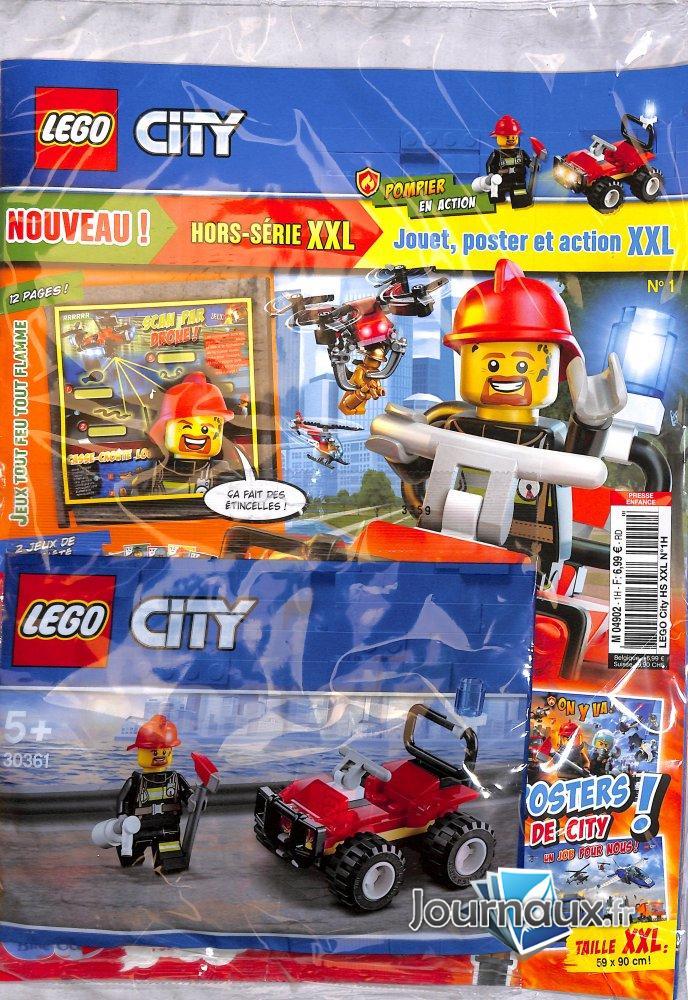 Lego City Hors-Série XXL