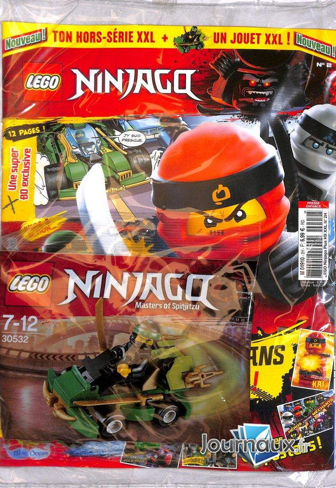 LEGO Ninjago Plus HS XXL