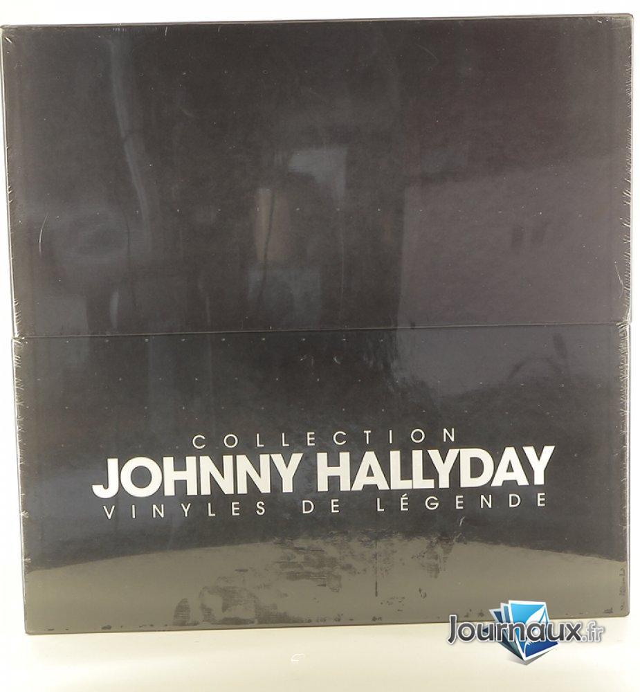 Johnny Hallyday Boite De Rangement
