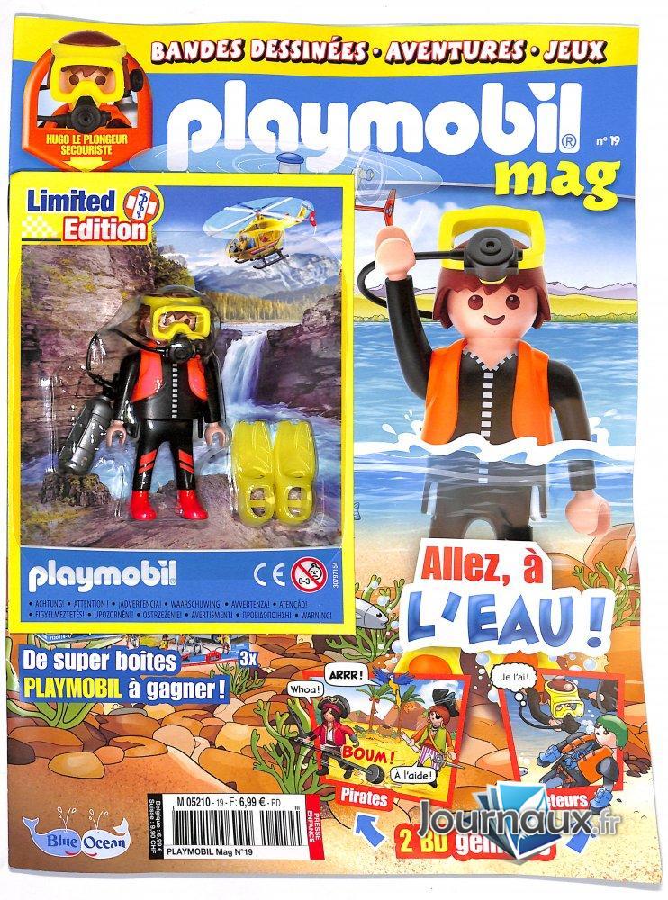 Playmobil Mag