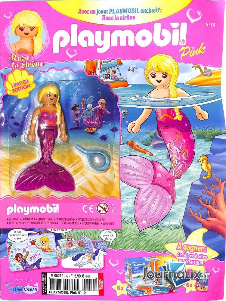 Playmobil Pink